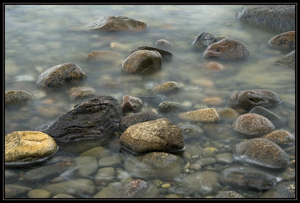 Von der Insel der Steine