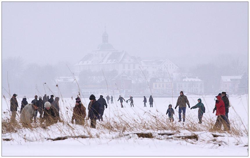 Von der Möweninsel bis Schloss Gottorf