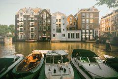 Von Häusern und Booten