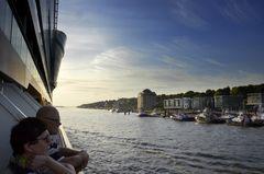 von Hamburg nach Norwegen
