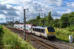 Von Luxemburg nach Arlon