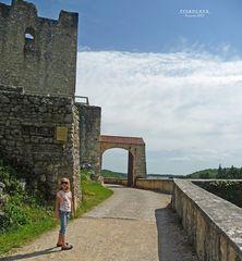 """""""Von Pferdchen - Fotografie im Lautertal- Burg Derneck 6"""""""