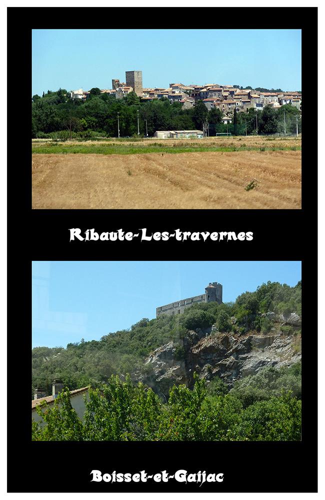 Von Pont du Gard nach Anduze zu einer Zugfahrt durch das Gordontal