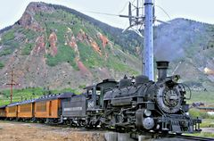 Von Silverton nach Durango
