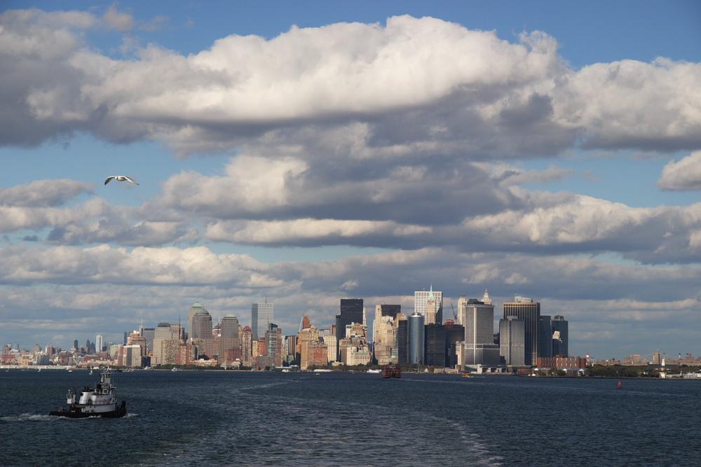 von Staten Island Ferry