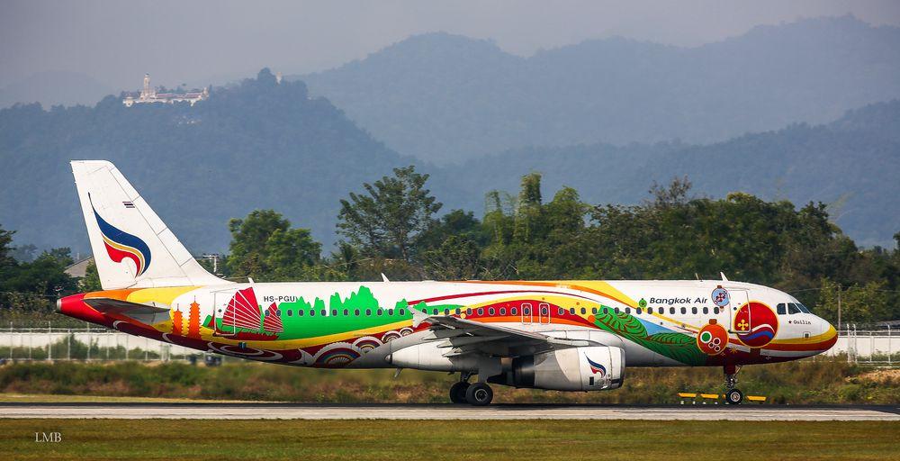 Von Thailand nach China