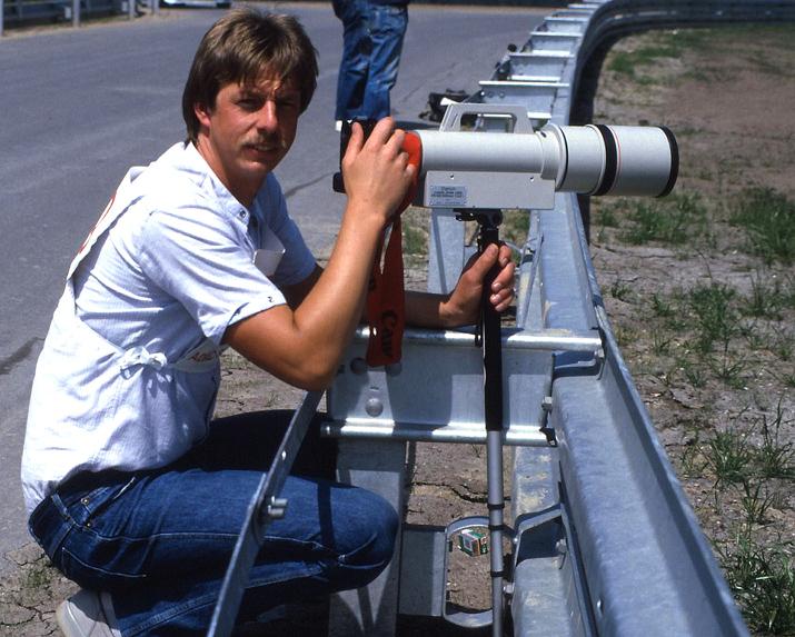 Vor 25.Jahren CANON 600er TELE.1984