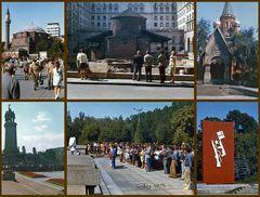 vor 40 Jahren in Sofia