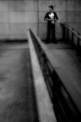 - vor dem auftritt -