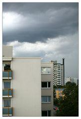 Vor dem großen Regen...