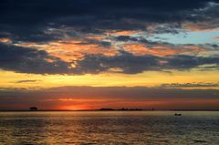 vor dem Sonnenaufgang....