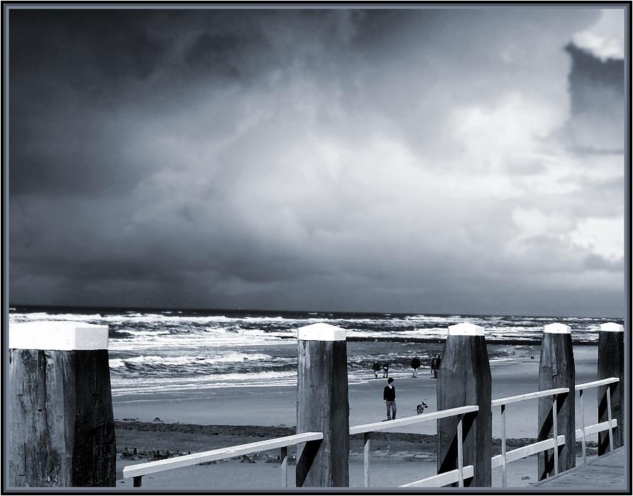 Vor dem Sturm...