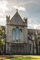 Vor der St. Patrick's Cathedral (II)