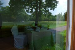 Vor und hinter der Kamera...