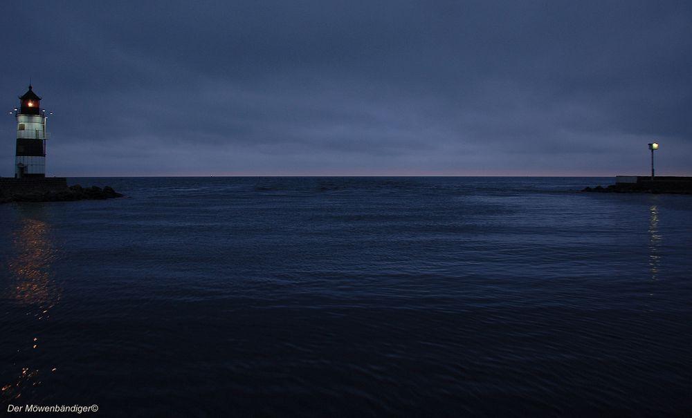 Vor uns die offene See ,
