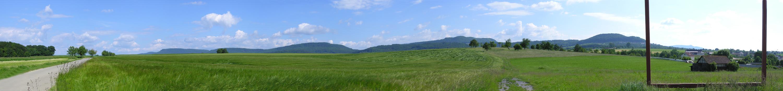Voralb - Panorama zwischen Pliensbach & Boll