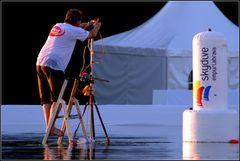 Vorbereitung für den Skyday 2006