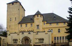Vorderansicht Hakeburg