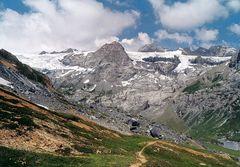 Vorderer Spitzalplistock (zwischen Tödi und Clariden, Glarner Alpen)