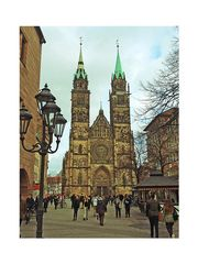 Vorderfront von St. Lorenz