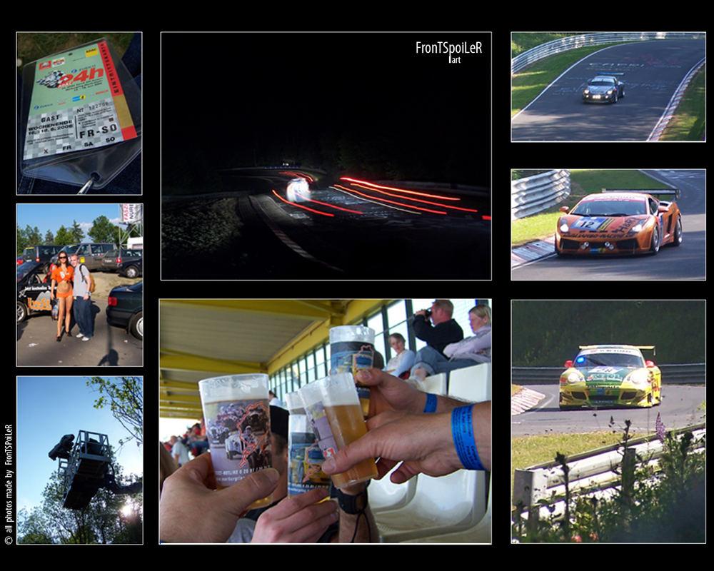 Vorfreude auf das kommende 24h Rennen 07 am Nürburgring