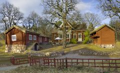 Vorfrühling in Schweden