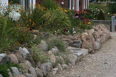 Vorgarten mit Steinmauer 4