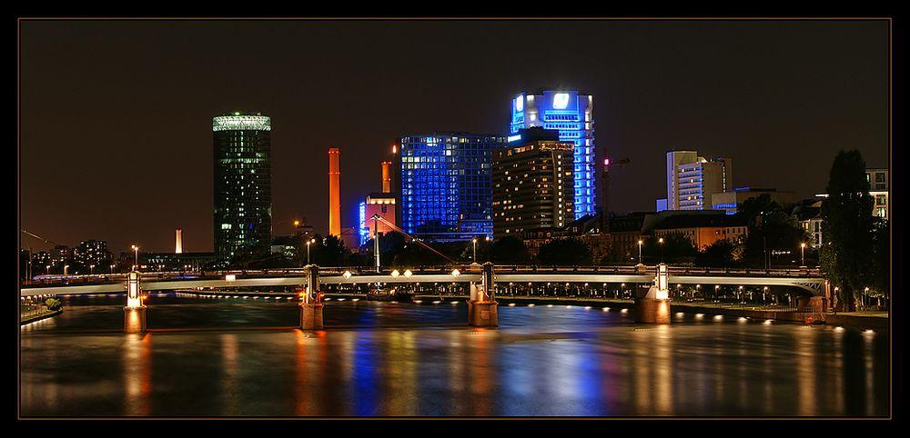 Vorgestern in Frankfurt