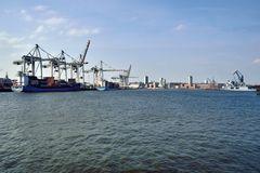 Vorhafen Hamburg