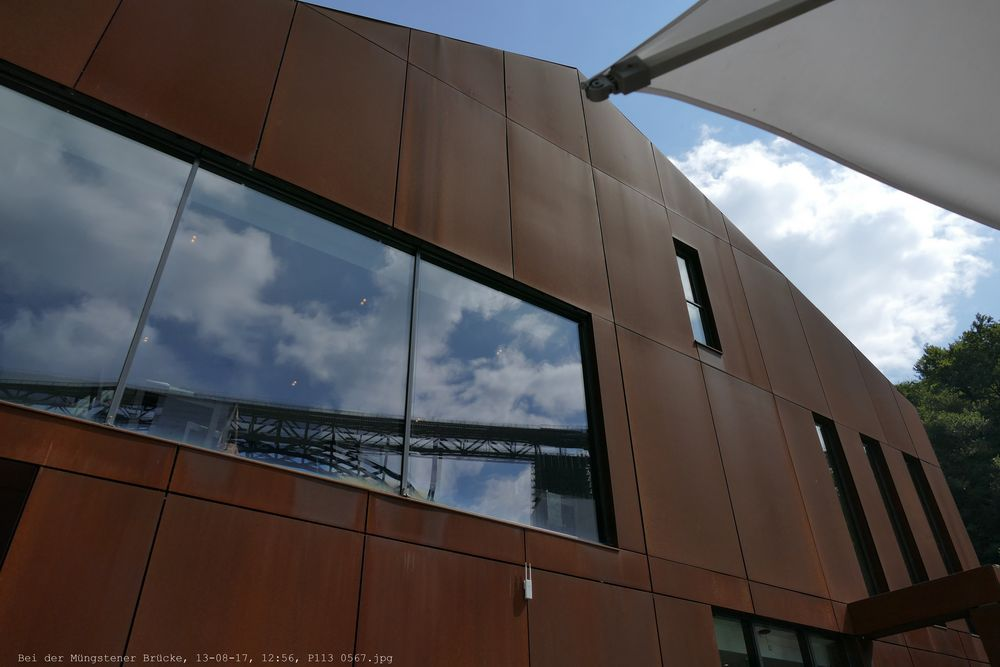 Vorhangfassade