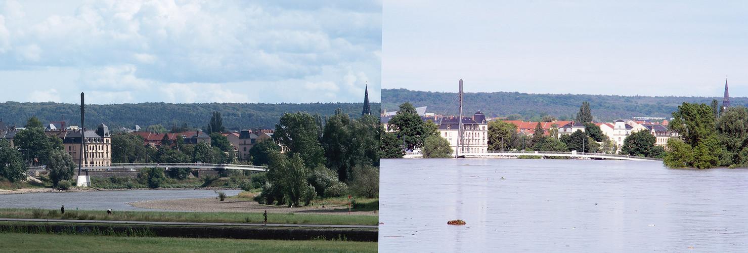Vorher und Jetzt