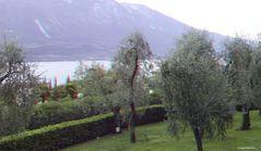 Vorige Woche machte ich am Gardasee Urlaub.