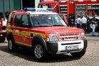 Vorrausrüstwagen der Feuerwehr Hofheim