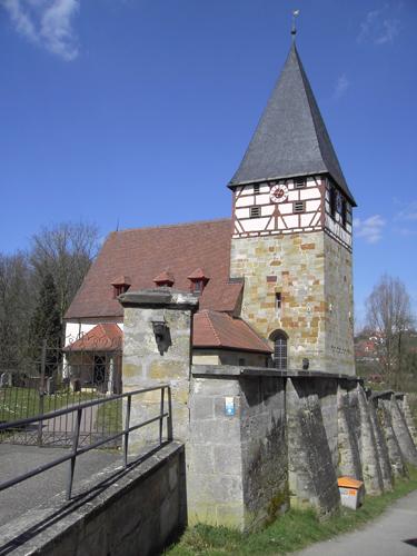 Vorschau zu Burgthann-Wanderung