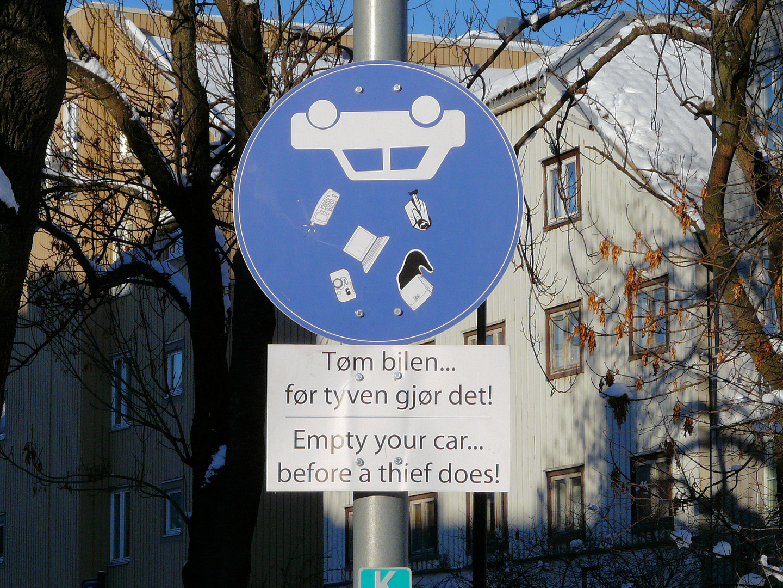 Vorsicht ist besser als Nachsicht!