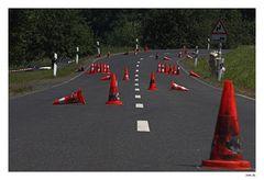 Vorsicht Kurve