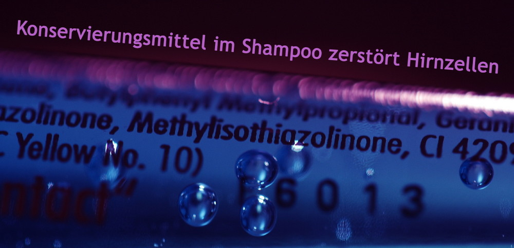 Vorsicht! Methylisothiazolinone