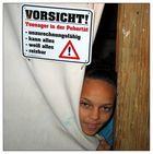 Vorsicht Teenager!