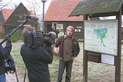 Vortrag zum Thema Wölfe in der Lausitz