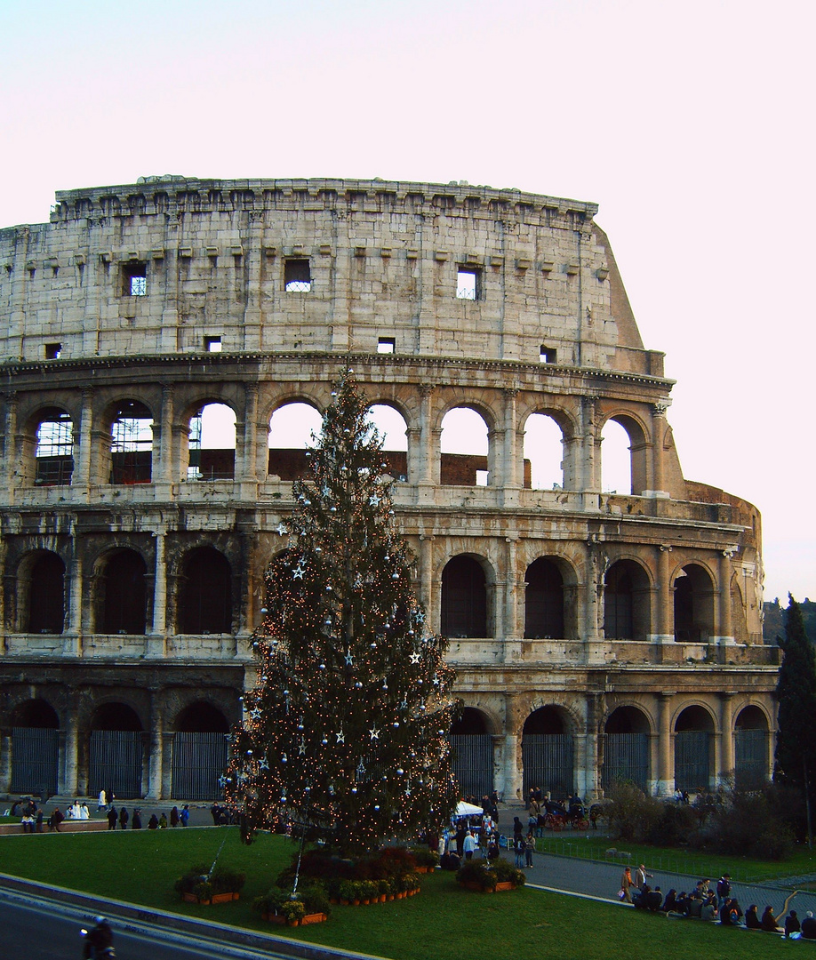 Vorweihnacht in Rom Foto & Bild   weihnachten, city, italy Bilder ...
