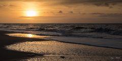 Vorweihnachtlicher Strand
