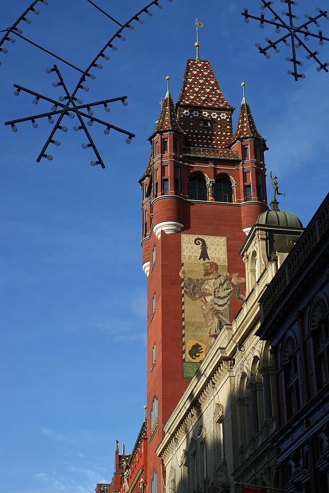 Vorweihnachtliches Basel