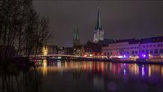 vorweihnachtliches Lübeck
