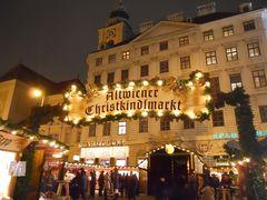 Vorweihnachtliches Wien
