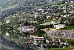Voss Lake.