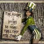 """VOTING-AUFRUF für den 104. Digiart - Challenge """"Der Zombie"""" !!!"""