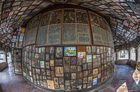 Votivtafeln in der Gnadenkapelle Altötting