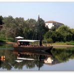 Voyage en gabare à Bergerac