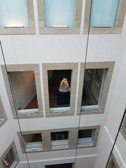 Voyeurismus im Museum