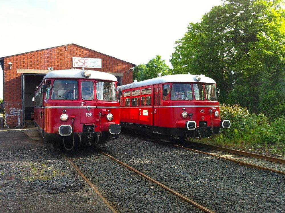 VT 23 und VT 25 von der RSE
